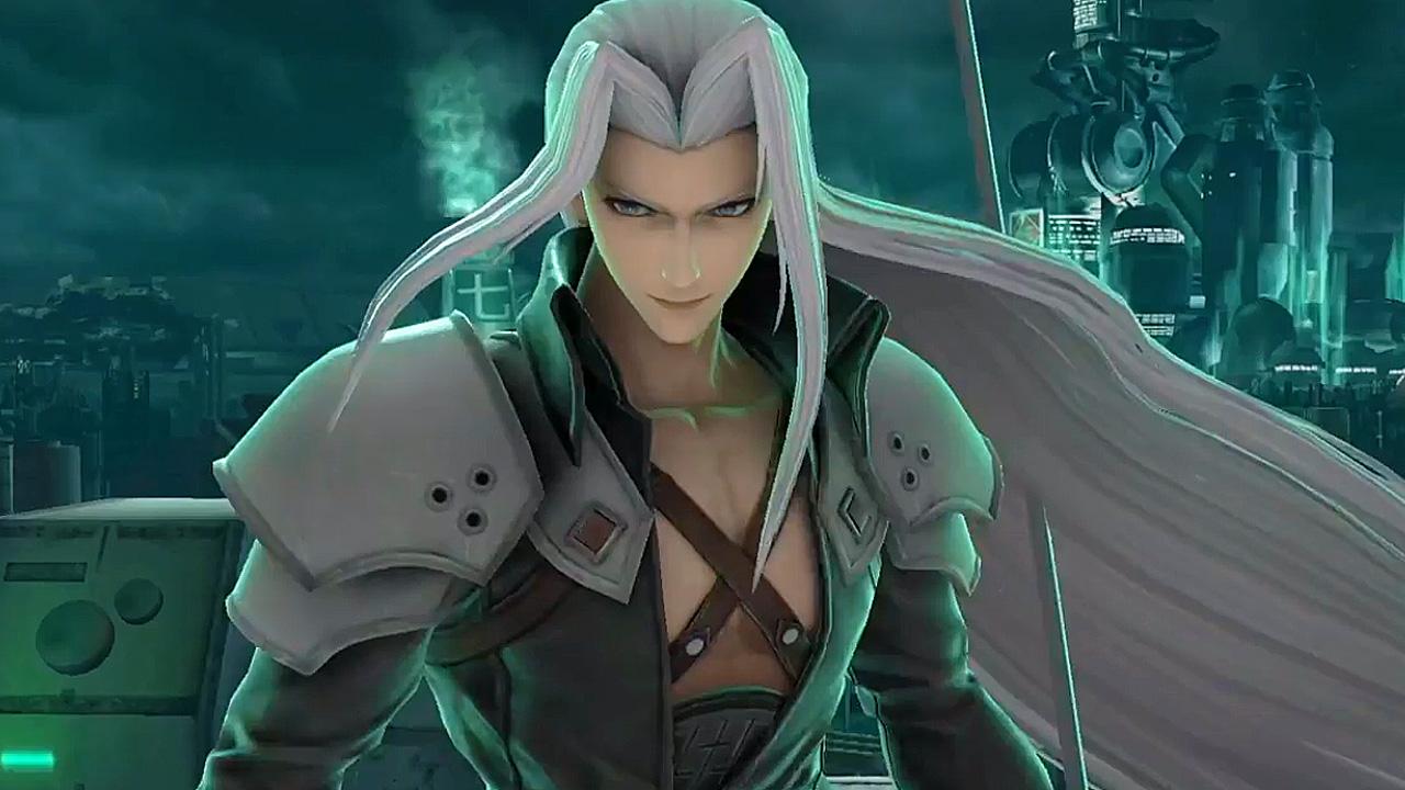 В Super Smash Bros. Ultimate появится Сефирот из Final Fantasy VII