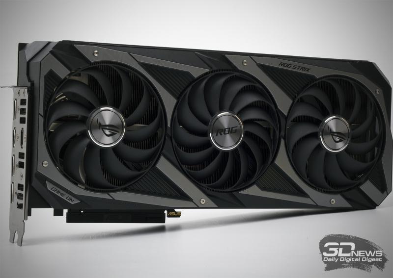 ASUS ROG STRIX GeForce RTX 3070 OC