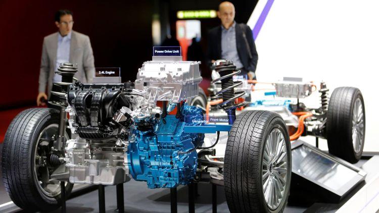 Блокчейн-технологии помогут защитить от подделок автомобильную электронику