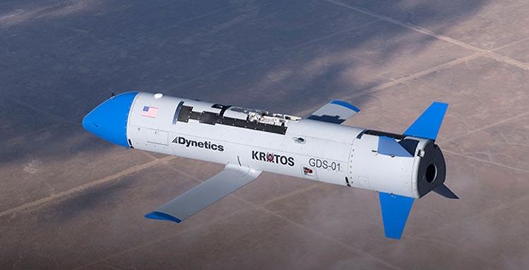 Реактивный БПЛА БПЛА X-61A по программе «Гремлины»