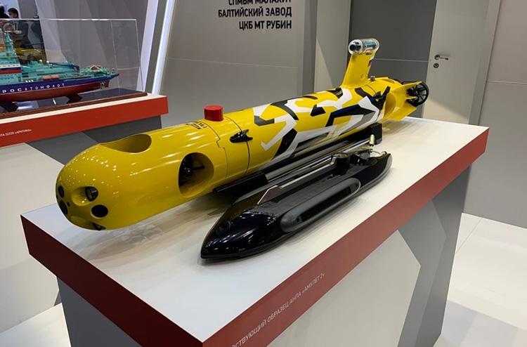 Российский подводный дрон «Амулет-2» получил запас хода на 6 часов и дальность связи до 15 км