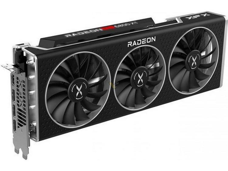 XFX представила гигантскую и мощную Radeon RX 6900 XT MERC 3191