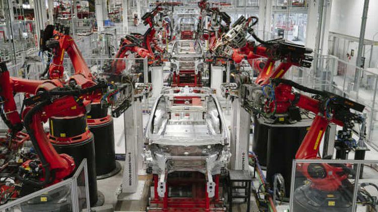 """Грядёт обновление: Tesla остановит производство электромобилей Model S и Model X на 18 дней"""""""