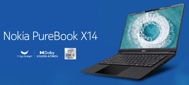 В основу ноутбуков Nokia PureBook лягут процессоры Intel