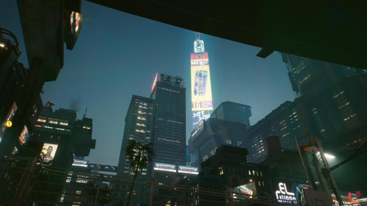 Cyberpunk 2077 выглядит отлично в 8K