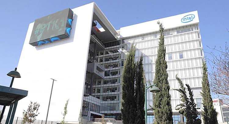 Израильские офисы Intel
