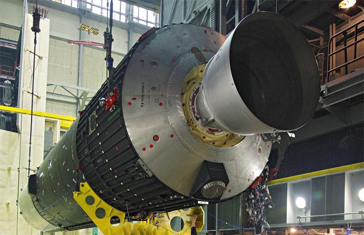 Состоялся второй в истории запуск тяжёлой ракеты «Ангара-А5»
