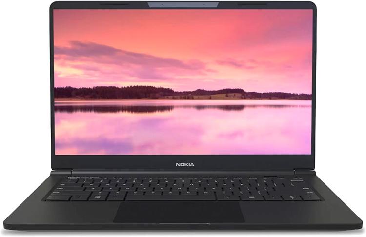 Nokia представила в Индии свой первый ноутбук PureBook X14