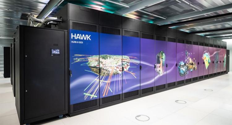 AMD supercomputer Hawk gets 192 NVIDIA A100 to accelerate AI computation
