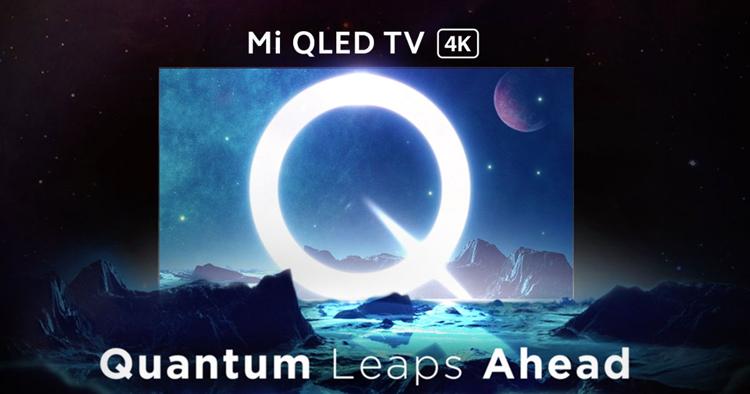 Xiaomi готовит QLED-телевизорMi TV Q1 диагональю 55 дюймов по цене $800