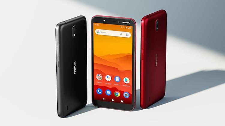 Nokia представила свой самый доступный смартфон C1 Plus  его цена составила 5990 рублей