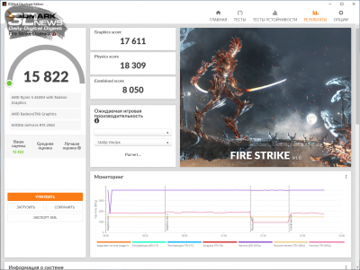 Разгон GPU на 100 МГц