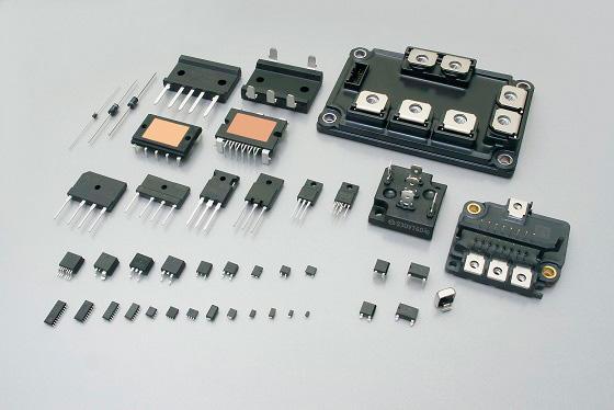 Примеры корпусировки силовых полупроводников