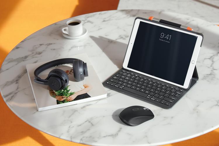 [Новогоднее предложение] Беспроводная компьютерная мышь Logitech MX Anywhere  3 — высокопроизводительная и компактная