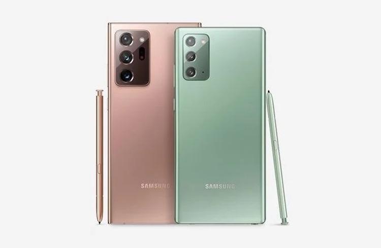 Samsung Galaxy Note 20 получили стабильную прошивкуOne UI 3.0 на Android 11
