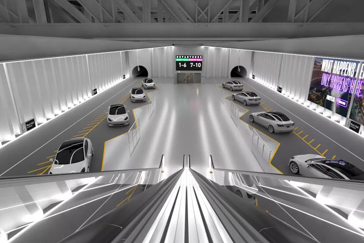 Компания Илона Маска строит грандиозные планы по расширению туннелей под Лас-Вегасом
