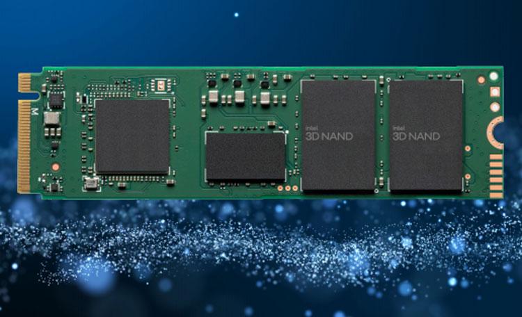 Накопитель Intel SSD 670p. Источник изображения: Intel