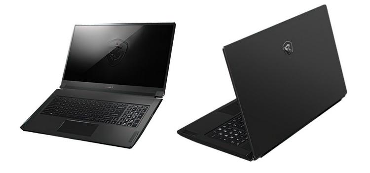 MSI готовит игровой ноутбук GS76 Stealth с чипами Intel Comet Lake-H и графикой GeForce RTX 30-й серии