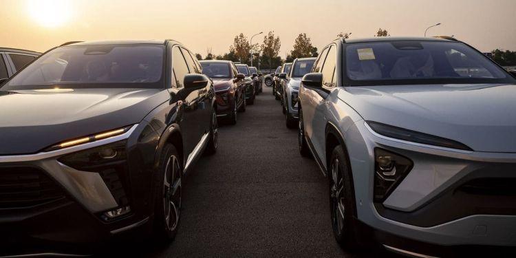 Китайские производители электромобилей уже обогнали Ford и GM по величине капитализации