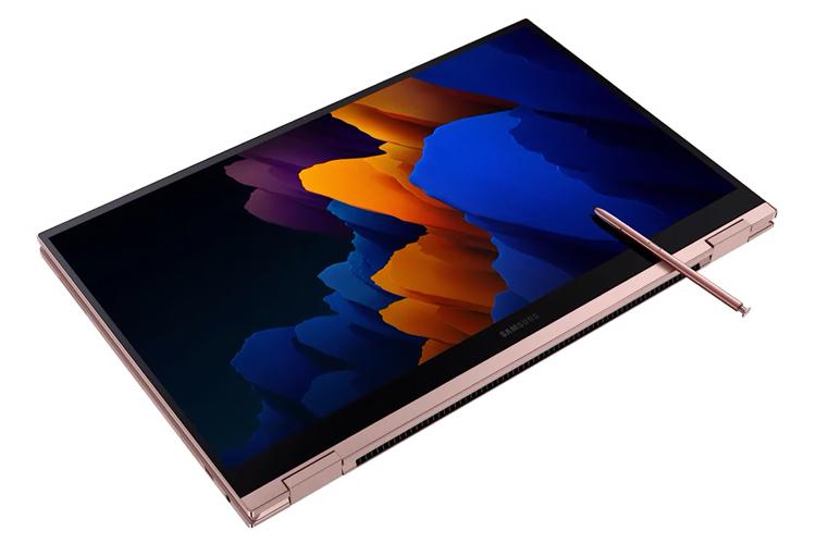 Samsung представила мощный ноутбук-трансформер Galaxy Book Flex 2 с поддержкой 5G