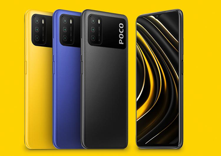 Poco M3 официально представлен в России. Стоимость от 13 490 рублей