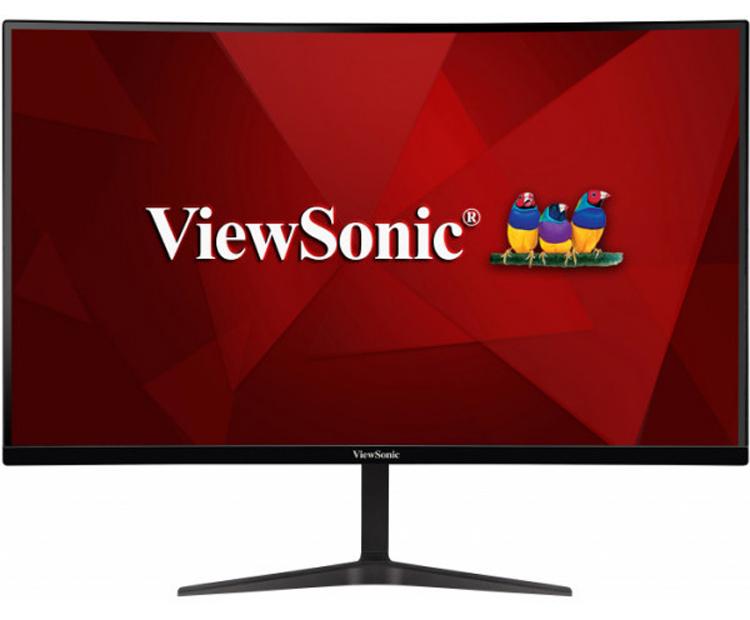 ViewSonic представила вогнутые игровые мониторы с диагональю 27 дюймов и частотой 165 Гц