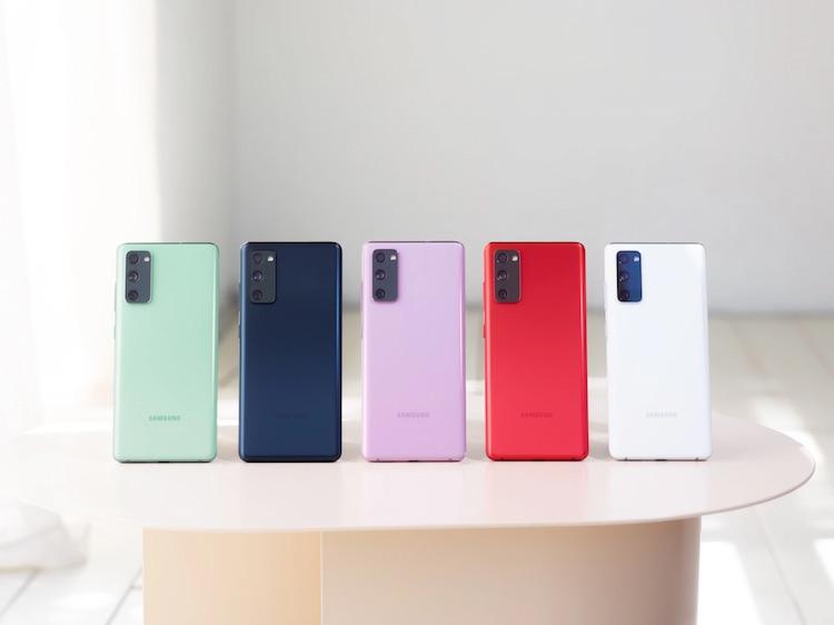 Российские пользователи Samsung Galaxy S20 FE первыми получили обновление до One UI 3.0 наAndroid 11
