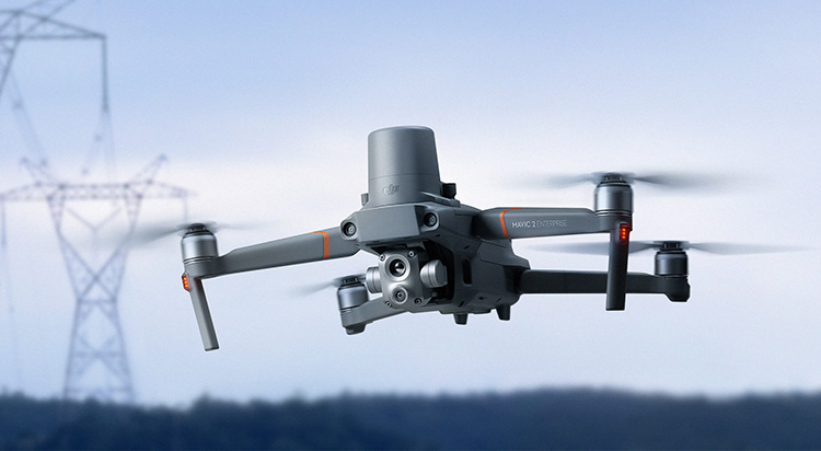 США ввели санкции против крупнейшего производителя дронов  DJI