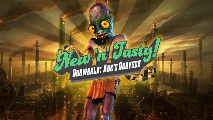 В EGS началась раздача Oddworld: New 'n' Tasty в честь новогодних праздников