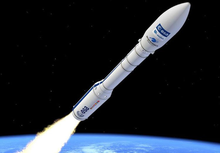 Ракета-носитель Vega