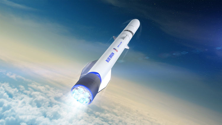 РН New Glenn Blue Origin