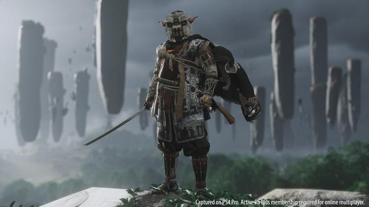 В стиле Shadow of the Colossus