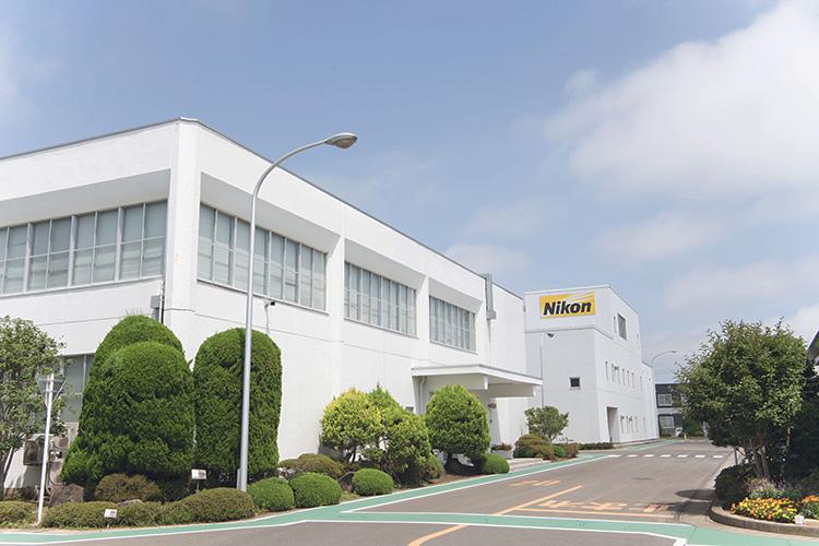 Внешний вид Сендайского завода Nikon (DPReview)