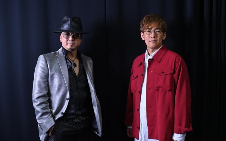 Такая Курода (слева) и Кадзухиро Накая (справа)