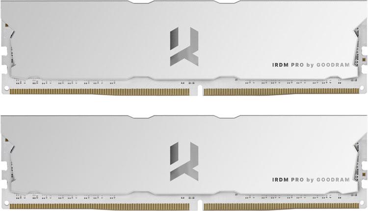 Зимняя память Goodram IRDM Pro DDR4 работает на частоте 4000 МГц