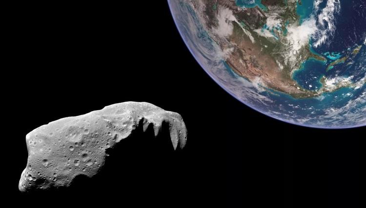 Три потенциально опасных астероида приближаются к Земле