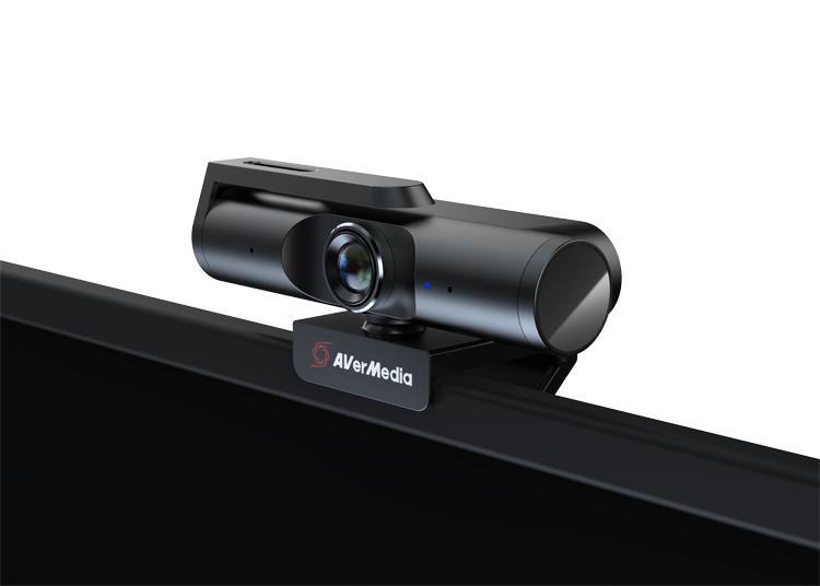 AVerMedia Live Streamer Cam PW513 — веб-камера с разрешением 4K для блоггинга, удалённой работы и дистанционного обучения