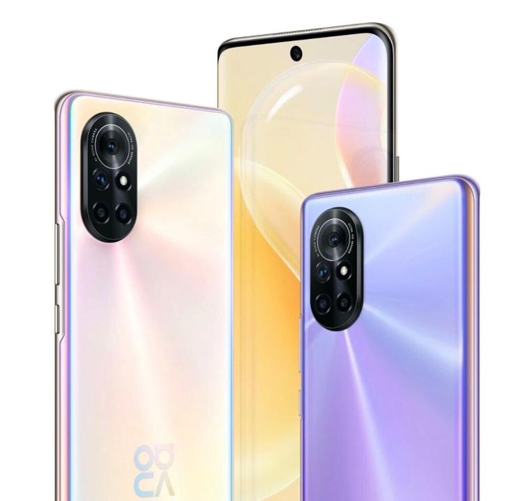 Huawei представила почти флагманские смартфоны Nova 8 и Nova 8 Pro с чипом Kirin 985 и продвинутыми камерами