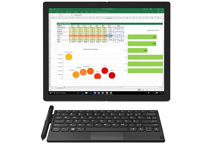 """Ноутбук за 330 тысяч рублей: в продаже появился ThinkPad X1 Fold на гибридном процессоре Intel Core (Lakefield)"""""""
