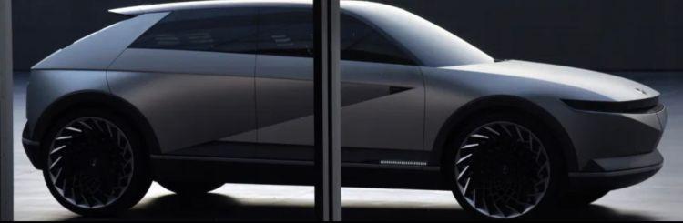 Новый электромобиль Hyundai IONIQ 5 сможет проезжать 450 км без подзарядки
