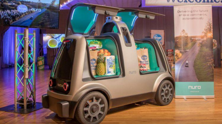 """Беспилотные доставщики Nuro начнут приносить прибыль — компании разрешили коммерческое использование робомобилей"""""""