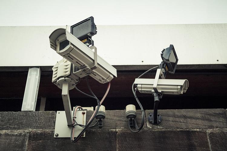 Россия находится на третьем месте в мире по числу камер видеонаблюдения
