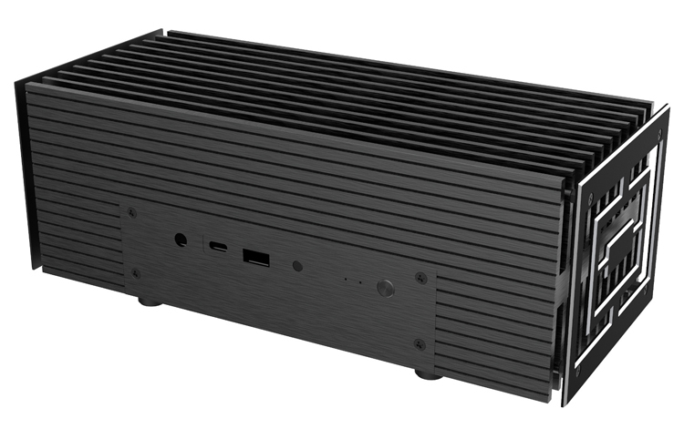 Akasa Turing A50 case will create a silent AMD Ryzen 4000-based PC