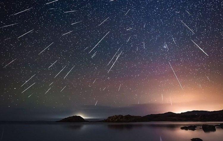 На новогодних каникулах россияне смогут наблюдать звездопад Квадрантиды