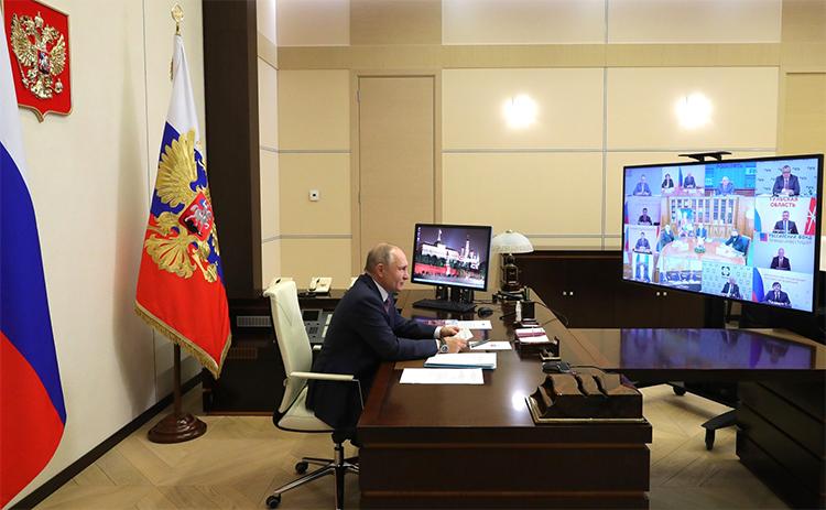 Президент РФ подписал указ о проведении «Года науки и технологий»