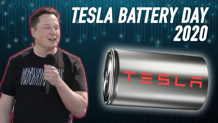 """Революционная литиевая ячейка Tesla 4680 оказалась разработкой Panasonic"""""""