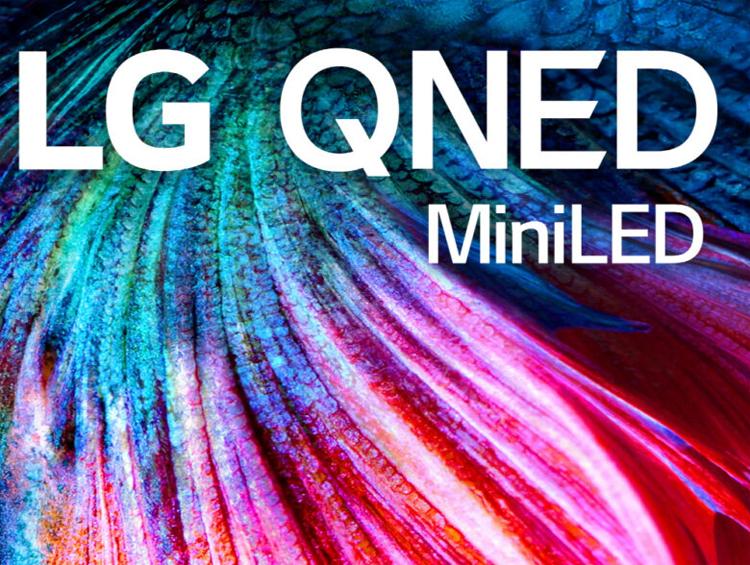 LG представит на выставке CES 2021 первые телевизоры QNED Mini LED