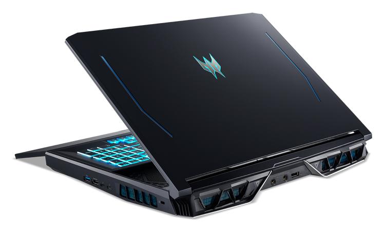 """Игровой ноутбук Acer Helios 700 с уникальной клавиатурой HyperDrift вышел в России по цене 219 990 рублей"""""""