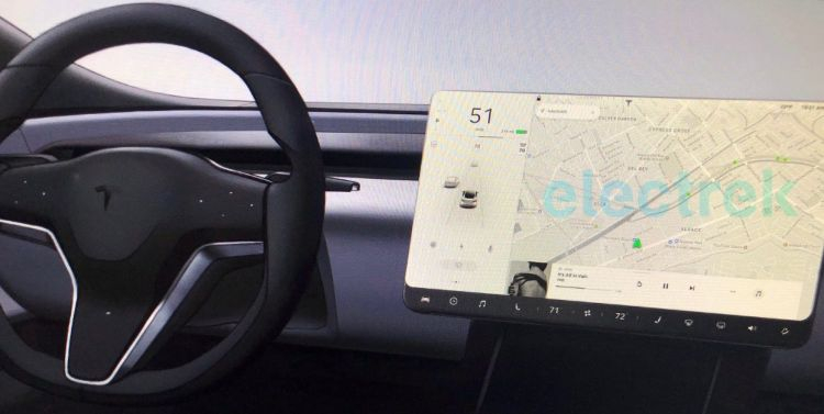 В новых версиях Tesla Model S и Model X появится камера, которая смотрит на водителя