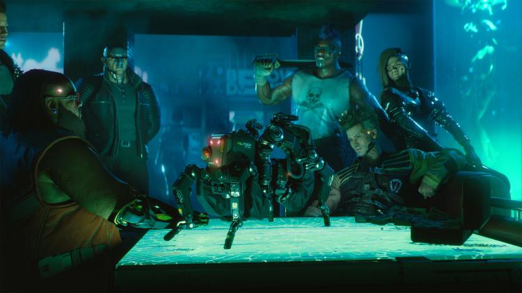 Не стоит ожидать скорого выхода первого бесплатного DLC для Cyberpunk 2077